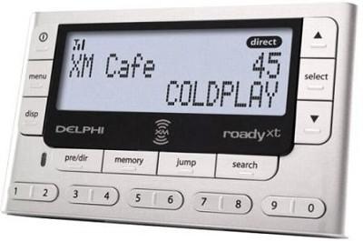 XM Roady XT Satellite Radio Receiver