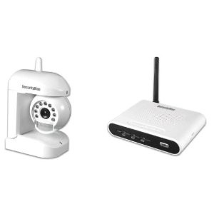 Motion/Audio Sensor Wireless (2.4GHz) Color Camera Kit with Night Vision (AVWATC