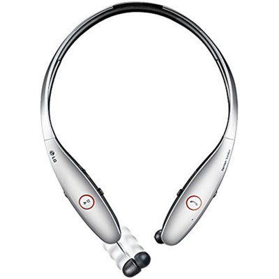 TONE INFINIM Bluetooth Stereo Headset - Silver - OPEN BOX