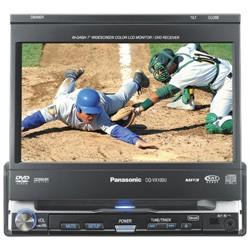 CQ-VX100U Bluetooth DVD Receiver Single DIN