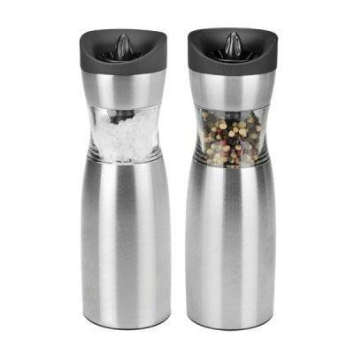 Salt Pepper Grinder Gravity