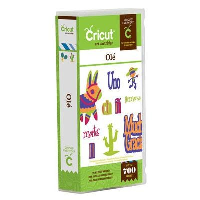 Cricut Ole Cartridge