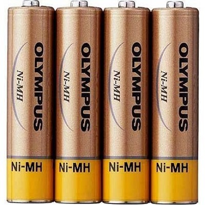 BR-401 AAA Nimh Battery Pack (4 Pack)