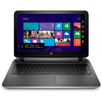 Pavilion 15.6` 15-p210nr Notebook PC - AMD Quad-Core A10-5745M APU Processor