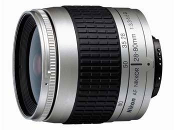 28-80mm  F/3.3-5.6 G AF Lens, With Nikon USA Warranty