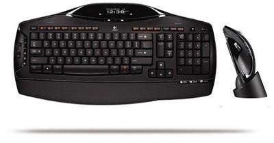 Cordless Desktop MX 5500 Revolution Wireless Keyboard