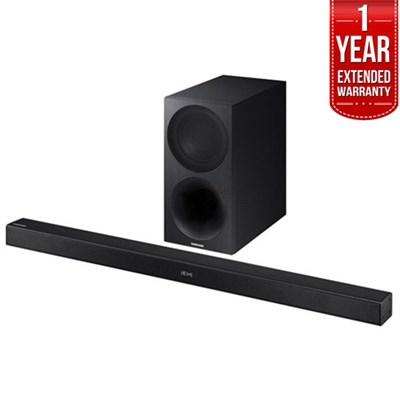 2.1ch Soundbar with Dolby Atmos (HTX9000F) + 1 Year Extended Warranty
