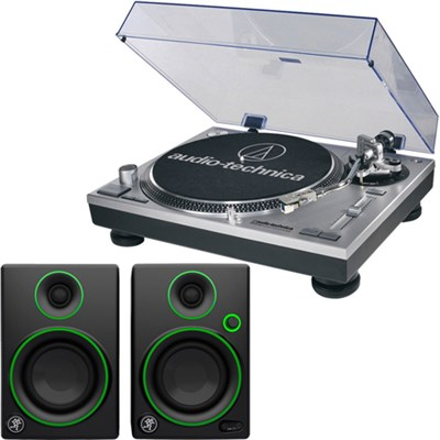 Audio-Technica ATLP120USB Turntable