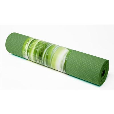 6mm PurEarth Eco Yoga Mat in Sage - WTE10443SG