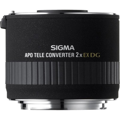 2.0X EX APO  DG Teleconverter for Nikon Digital SLR - OPEN BOX