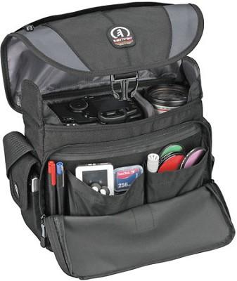 Adventure Messenger 4 DSLR Camera Bag (Grey/Black)