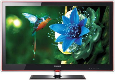 UN40B7000 - 40in LED High-definition 1080p 120Hz LCD TV - OPEN BOX