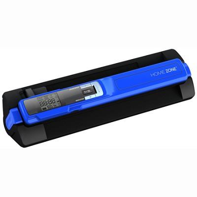 Portable Scanner with Docking Station (Blue)(EZSCAN1000-BL)