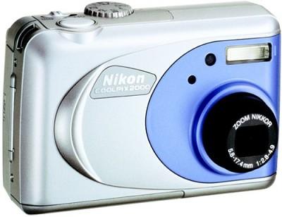 Coolpix 2000 Digital Camera