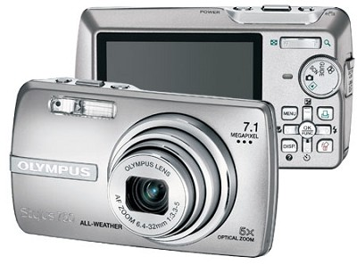 Stylus 750 Digital Camera