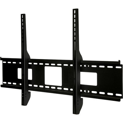 Flat Smart Mount for select X-large Flat Panel TVs (Black) - OPEN BOX