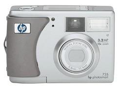 Photosmart 735 XI Digital Camera