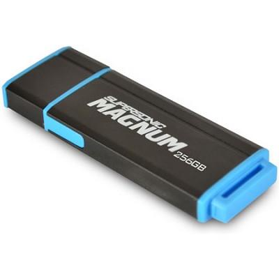 256GB Supersonic Magnum USB 3.0 Flash Drive (PEF256GSMNUSB) 260 mb/s R 160mb/s W