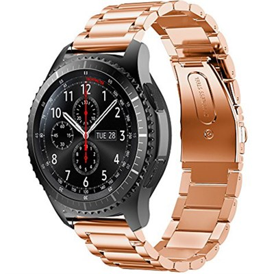 Metal Wrist Band for Samsung Gear S3 - Rose Gold