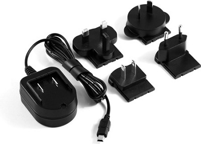 2450 ContourHD Universal Wall Charger