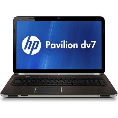 Pavilion 17.3` DV7-6C80US Entertainment Notebook PC - Intel Core i7-2670QM Proc.