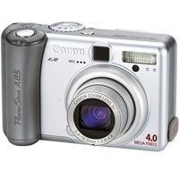 Powershot A85 Digital Camera