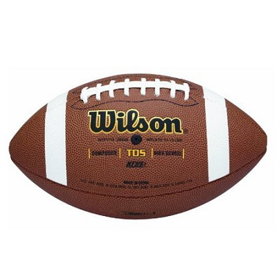 TDS Official High School WTF1715 Composite Leather Football