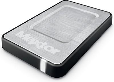 Maxtor OneTouch 4 Mini 250 GB USB 2.0 Portable External Hard Drive