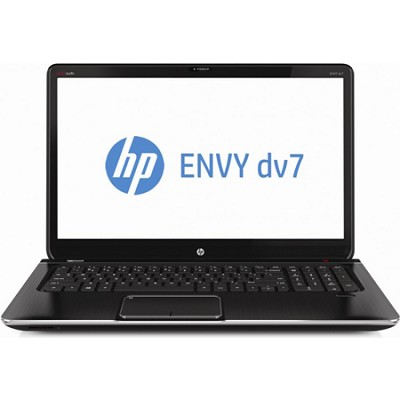 ENVY 17.3` dv7-7230us Notebook PC - AMD Quad-Core A8-4500M Accelerated OPEN BOX
