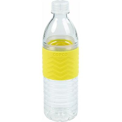 Hydra Bottle Chevron 16.9 Ounce, Buttercream