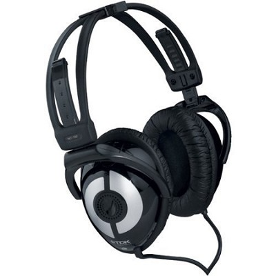 Stereo Over Ear Headphones, TDK Full Sound, NC150, noise cancelling