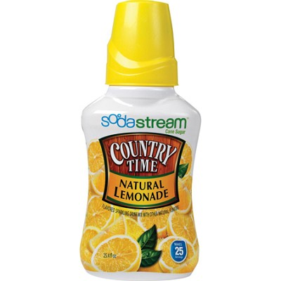 Country Time Natural Lemonade 750ml