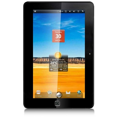 10.1` Touch Screen Android 2.2 4GB eGlide XL Tablet with Dual Core Processor