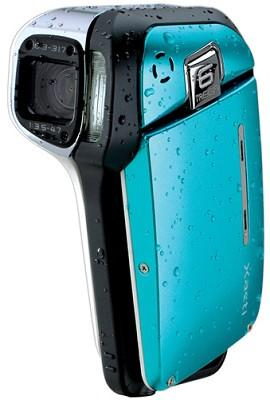 Xacti E1 Waterproof Digital Video Camera