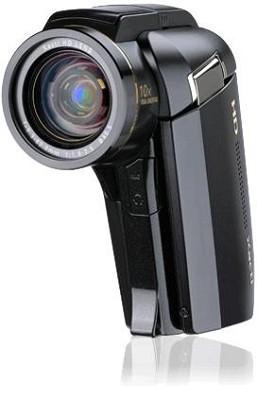 Xacti VPC-HD1010: HD 1080p MPEG-4 Digital Video Camera (Black)