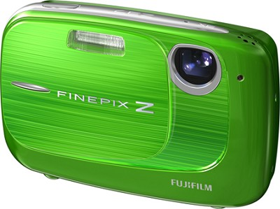 FINEPIX Z37 10MP Digital Camera (Green)