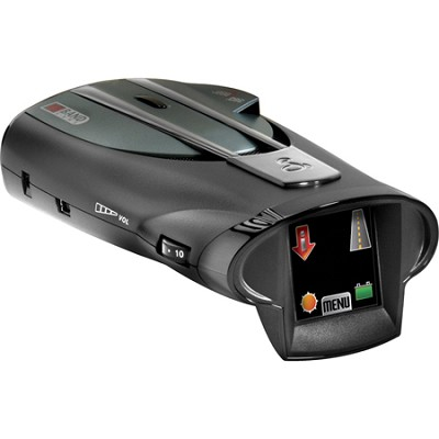 XRS 9965 Maximum Performance Digital Radar/Laser Detector w Touchscreen Display