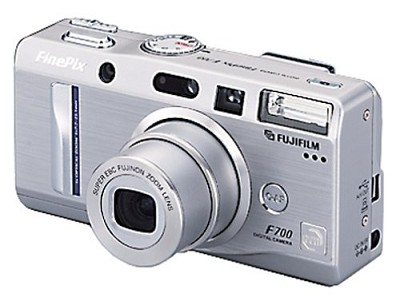 Finepix F700 Digital Camera