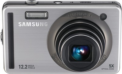 SL720 12MP 3.0 inch LCD Digital Camera (Silver)
