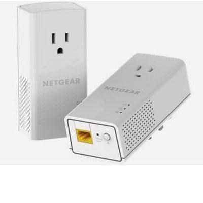 Powerline 1200 Mbps 1 Port Extra Outlet - PLP1200-100PAS