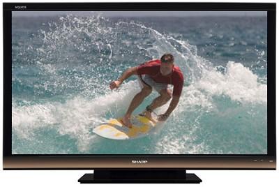 LC-60E77UN - AQUOS 60` High-definition 1080p 120Hz LCD TV
