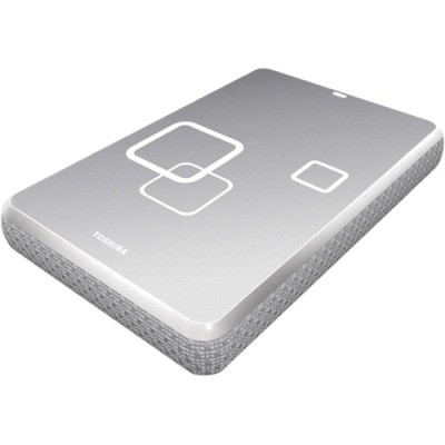 FOR MAC DS TS Radiant Silver 500GB Canvio USB 2.0 Portable External HDD