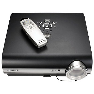 TDP-T45U DLP Mobile Projector - 2500 ANSI lumens Brightness