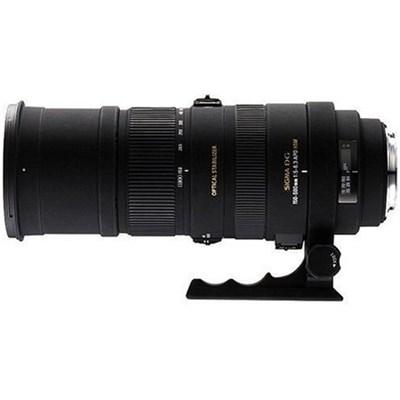150-500mm F/5-6.3 APO DG OS HSM Autofocus Lens For Sigma - OPEN BOX