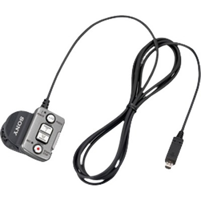 RMAV2 - Remote Commander for Sony Camcorders