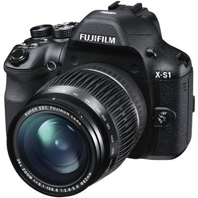 XS-1 12 MP 3-inch LCD Digital Camera