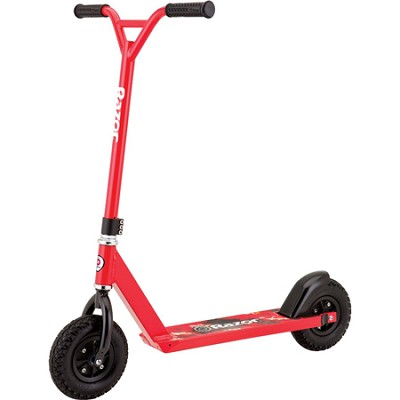 Pro RDS Dirt Scooter, Red