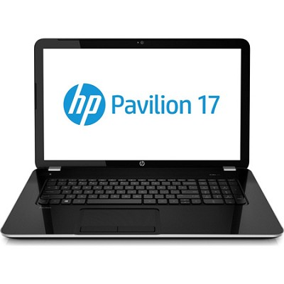 Pavilion 17.3` HD+ LED 17-e030us Notebook PC - AMD Quad-Core A6-5200 Acc. Proc.