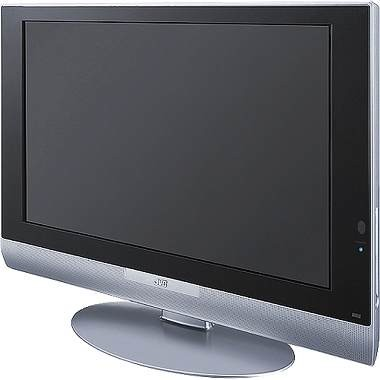 LT-32X575 32` High Resolution W-XGA LCD TV (Silver)
