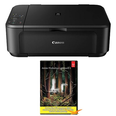 PIXMA MG3620 Wireless Inkjet All-In-One Photo Printer - Black